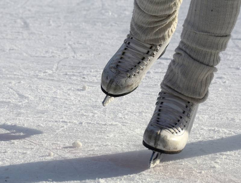 Outdoor Skating Rink - Now Open