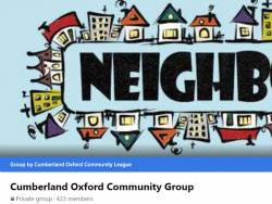 Cumberland-Oxford Community League Facebook Group